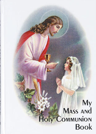 Girl First Communion Book